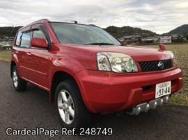 NISSAN X-TRAIL T30 Big1