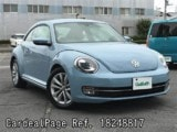 Used VOLKSWAGEN VW THE BEETLE Ref 248817