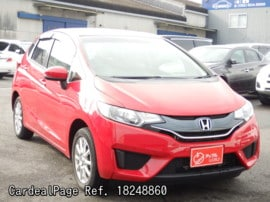 HONDA FIT GK4 Big1