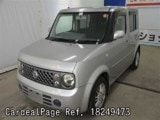 Used NISSAN CUBE Ref 249473