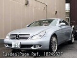 Used MERCEDES BENZ BENZ CLS-CLASS Ref 249537