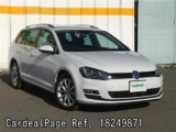 Used VOLKSWAGEN VW GOLF VARIANT Ref 249871