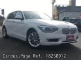 Used BMW BMW 1 SERIES Ref 250012