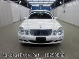 Used MERCEDES BENZ BENZ E-CLASS Ref 250086