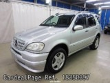 Used MERCEDES BENZ BENZ M-CLASS Ref 250397