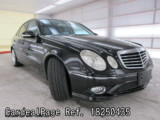 Used MERCEDES BENZ BENZ E-CLASS Ref 250435