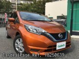 Used NISSAN NOTE Ref 250639