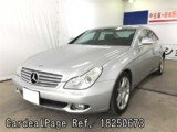 Used MERCEDES BENZ BENZ CLS-CLASS Ref 250673
