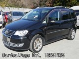 Used VOLKSWAGEN VW GOLF TOURAN Ref 251135