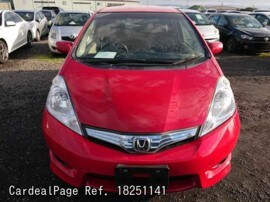HONDA FIT SHUTTLE GP2 Big2