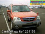 Used MAZDA TRIBUTE Ref 251159
