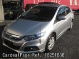 Used HONDA INSIGHT Ref 251880