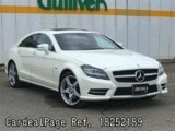 Used MERCEDES BENZ BENZ CLS-CLASS Ref 252189