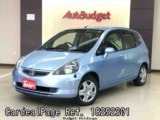 Used HONDA FIT Ref 252301
