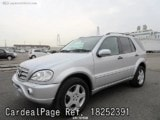 Used MERCEDES BENZ BENZ M-CLASS Ref 252391