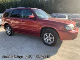 SUBARU FORESTER SG5 Big1