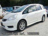 Used HONDA FIT SHUTTLE Ref 252869