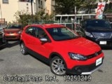 Used VOLKSWAGEN VW CROSS POLO Ref 253219
