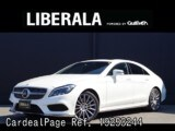 Used MERCEDES BENZ BENZ CLS-CLASS Ref 253244