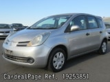 Used NISSAN NOTE Ref 253851