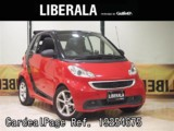 Used SMART SMART FORTWO Ref 254675