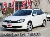 Used VOLKSWAGEN VW GOLF VARIANT Ref 255751
