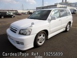 Used TOYOTA KLUGER Ref 255899