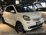 Used SMART SMART FORFOUR Ref 256410