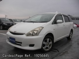TOYOTA WISH ZNE14G Big1
