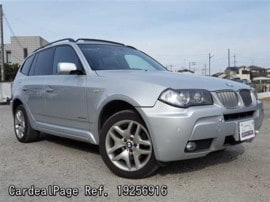 BMW X3 PC25 Big1