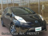 Used NISSAN LEAF Ref 257617