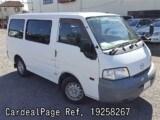 Used MAZDA BONGO VAN Ref 258267