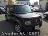 Used NISSAN CUBE CUBIC Ref 258676
