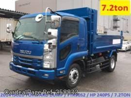 ISUZU FORWARD FTR90S2 Big1