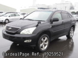 Used TOYOTA HARRIER Ref 259521