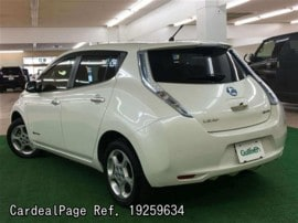 NISSAN LEAF AZE0 Big2