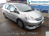 Used HONDA FIT SHUTTLE Ref 259667