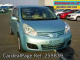 Used NISSAN NOTE Ref 259839