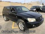 Used TOYOTA KLUGER Ref 259845