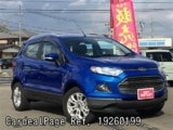 Used FORD FORD ECOSPORT Ref 260199