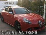 Used ALFA ROMEO ALFA ROMEO GIULIETTA Ref 260495