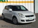 Used SUZUKI SWIFT Ref 260712