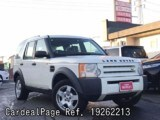 Used LAND ROVER LAND ROVER DISCOVERY Ref 262213