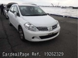 Used NISSAN TIIDA LATIO Ref 262329