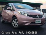 Used NISSAN NOTE Ref 262596
