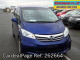 Used HONDA FREED Ref 262664