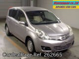 Used NISSAN NOTE Ref 262665