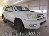 Used TOYOTA HILUX SURF Ref 263126