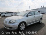 Used TOYOTA AVENSIS Ref 263983
