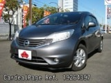 Used NISSAN NOTE Ref 264397